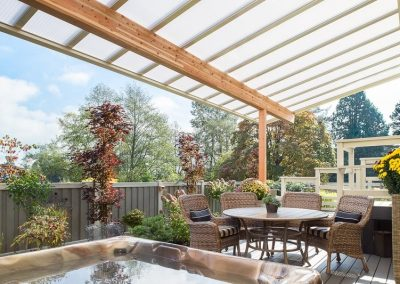 More Lumon Patio Enclosure Examples