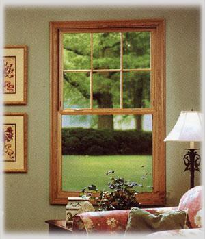 Vinyl Windows light Wood