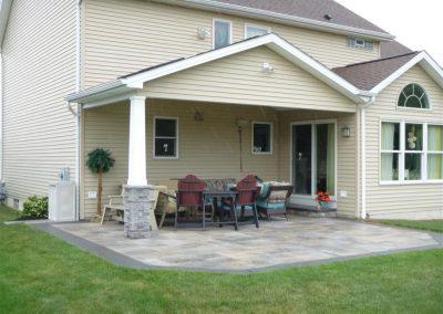 Darien Final Porch